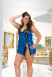 Royal Desires Babydoll Plus Size