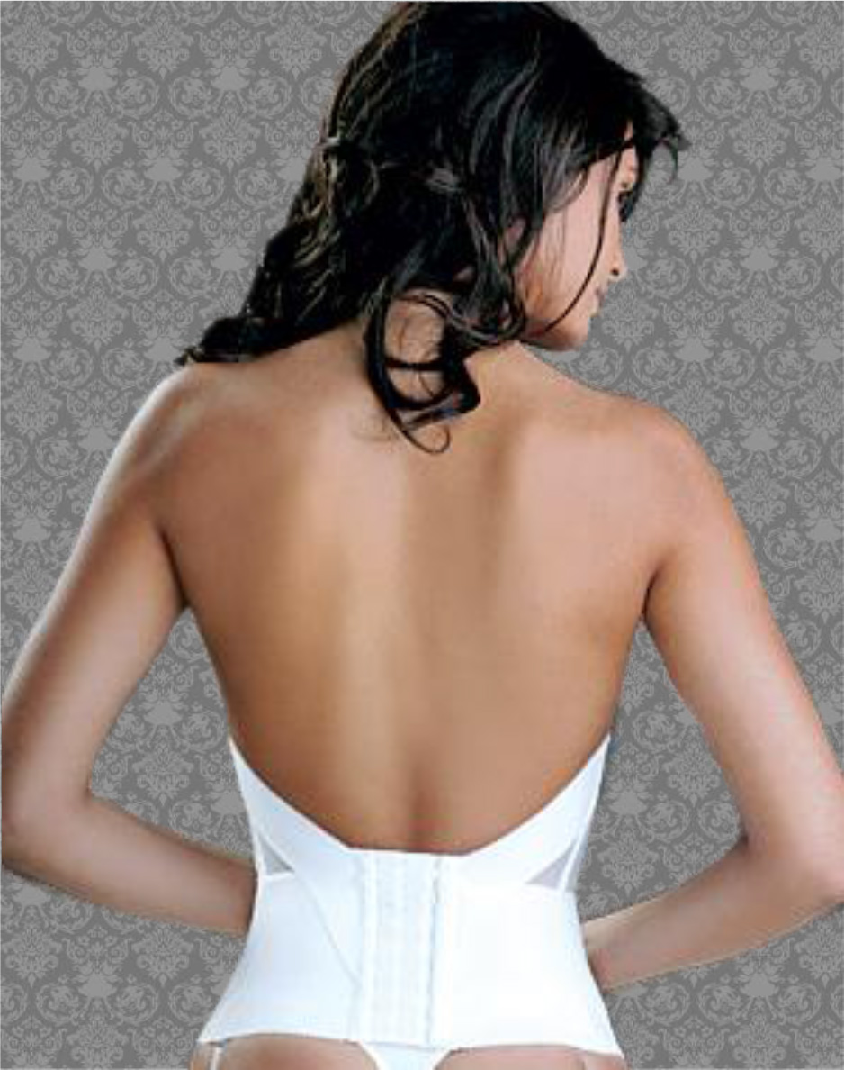 Backless bra 34dd breeze clothing for Best undergarments for strapless wedding dress